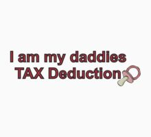 Daddies Tax Deduction - Girl by Scott Westlake