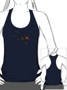 Redback Spider Black Widow T-Shirt