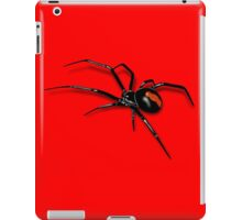 Redback Spider Black Widow iPad Case/Skin