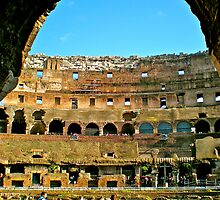 Colosseum by Hughsey