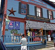 Weston Village Store by Nancy Richard