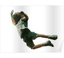 Eddie's Jump - Best stage dive ever Poster