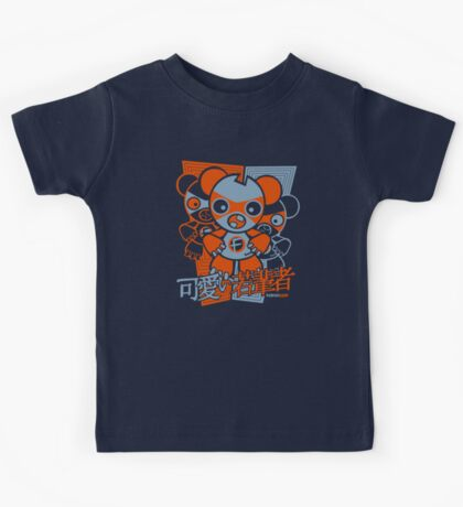Freak Mascot Stencil Kids Tee