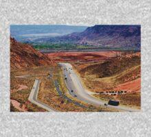 Moab, Utah Baby Tee