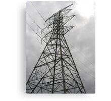 Dark Tower of Power Canvas Print