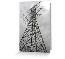 Dark Tower of Power Greeting Card