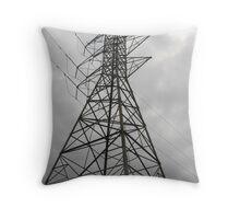 Dark Tower of Power Throw Pillow