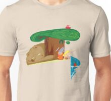 The Trout Thief. Unisex T-Shirt