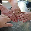 Family Hands by Diane Petker