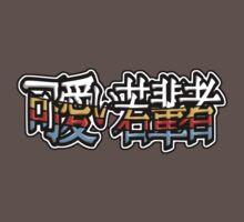 KawaiiPunk Kanji Logo Kids Clothes