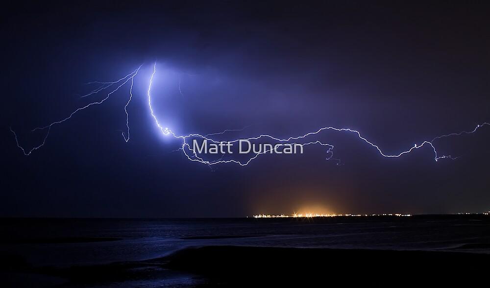 Brighton Beach by Matt Duncan