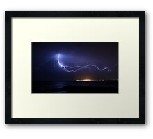 Brighton Beach Framed Print