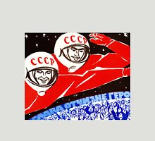 Soviet Space Poster Unisex T-Shirt