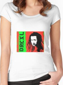 White Boy Day - Drexl from True Romance Women's Fitted Scoop T-Shirt