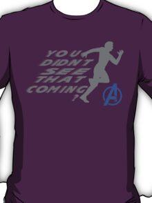 Quicksilver in Avengers T-Shirt