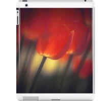 Red Glow at Dawn iPad Case/Skin