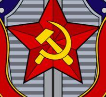 KGB Sticker