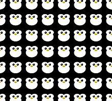 Cutle Little Penguin by SpikeysStudio
