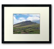 Pen-y-ghent, Yorkshire Dales Framed Print