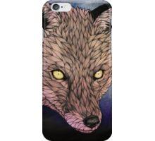 Fox Golden Eyes iPhone Case/Skin