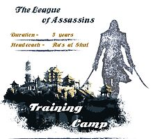 The League of Assassins by kramprusz