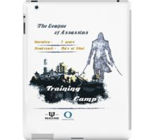 The League of Assassins iPad Case/Skin