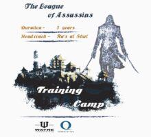 The League of Assassins T-Shirt