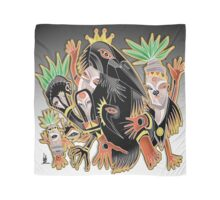 the crow Scarf