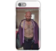Troy - Business Suit Loosen-Up iPhone Case/Skin