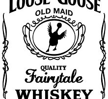 Loose Goose Whiskey Black by nicwise