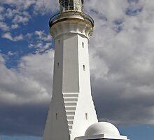 The Green Cape Lighthouse ~ Australia by Patty Boyte