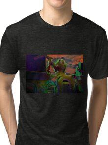 Octopus's Garden Tri-blend T-Shirt