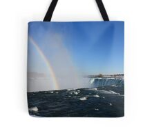On the edge of Oblivion Tote Bag
