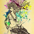 Larni Mautere 1979/2009 [vintage glow version] ♥ by Tiffany Atkin