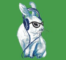 Headphones Bunny Kids Clothes