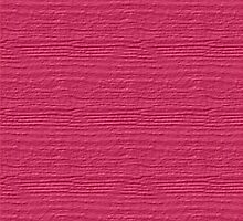 Hot Pink Wood Grain Texture by SaraValor