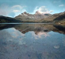 Blue Day at Cradle Mountain by cradlemountain