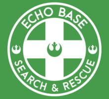 Echo Base - Search and Rescue One Piece - Short Sleeve