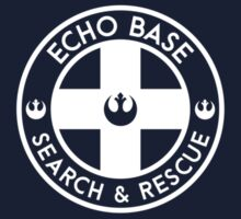Echo Base - Search and Rescue by televisiontees