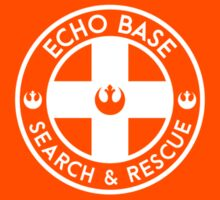 Echo Base - Search and Rescue Kids Clothes