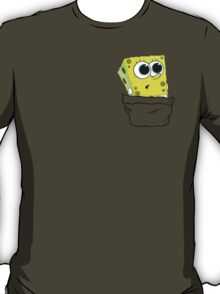 Spongebob in the pocket T-Shirt