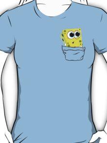 Spongebob in the pocket T-Shirt