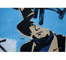 Laneway Blues Photographic Print