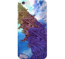 Psychedelic Dragonglory iPhone Case/Skin