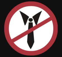 Anti-Tie Symbol by sweetsixty