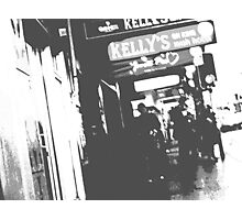 King Street Notes Photographic Print