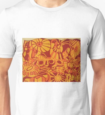 ANIMAL PRINT SERIGRAPH  Unisex T-Shirt