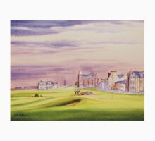 Saint Andrews Golf Course 17Th Green Kids Clothes