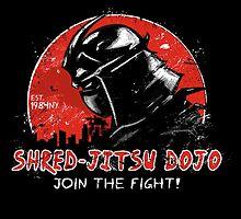 Shred-Jitsu! by G-Spark