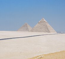 THE PYRAMIDS by daisychain